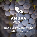 Book Your Anuva Wine Tasting Today